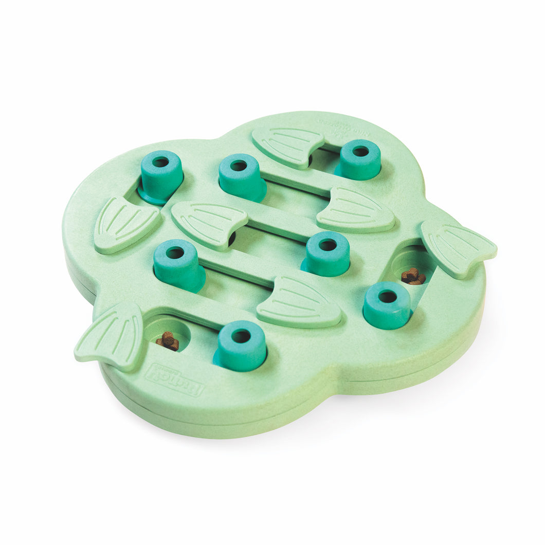 Nina Ottosson Puppy Hide 'n Slide Green