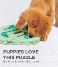 Load image into Gallery viewer, Nina Ottosson Puppy Hide 'n Slide Green