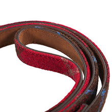 Load image into Gallery viewer, Rosewood Joules Heritage Tweed Leather Dog Lead