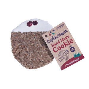 Rosewood Natural Christmas Pudding Dog Biscuit  50g