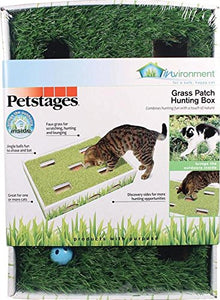 Grass Patch Hunting Box