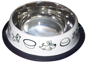 Puppy/Kitten Print Bowl
