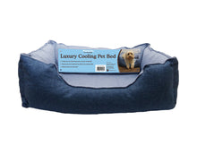 Load image into Gallery viewer, Luxury Cooling Pet Bed 60cm