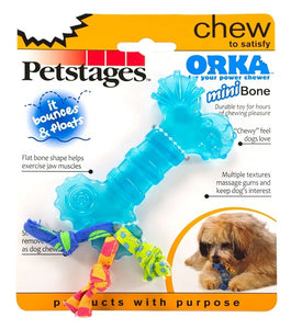 Petstages® ORKA Bone Mini