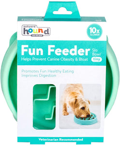 Outward Hound Fun Feeder Tiny