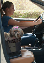 Load image into Gallery viewer, Pet Gear Plush Bucket Seat Booster