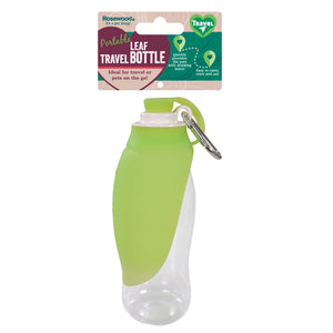 Portable Leaf Travel Bottle