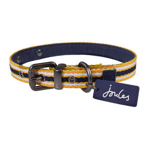 Rosewood Joules Navy Coastal Dog Collars