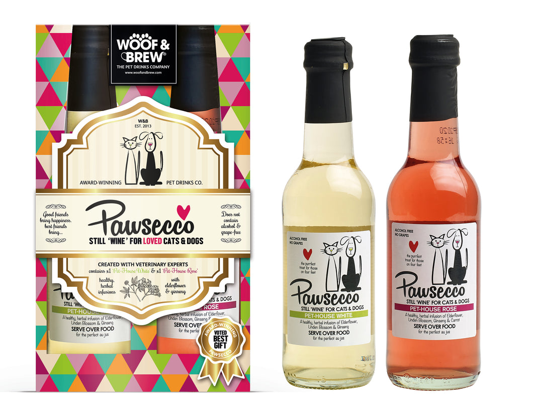 Rosewood Pawsecco Duo Pack