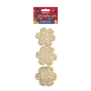 Rosewood Edible Snowflake Gnaws