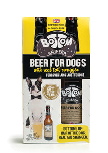 Rosewood Bottom Sniffer Beer Duo Pack for Dogs