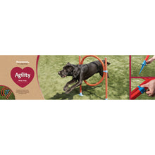 Load image into Gallery viewer, The Rosewood Dog Agility Hoop Jump