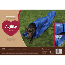 Load image into Gallery viewer, The Rosewood Dog Agility Tunnel