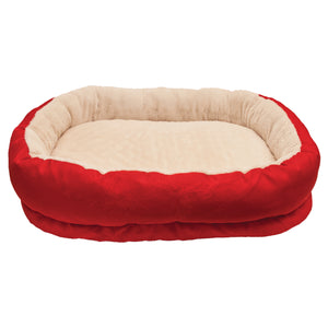 Red Orthopaedic Bed