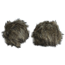 Load image into Gallery viewer, Jolly Moggy Silvervine Plush Balls 2pc