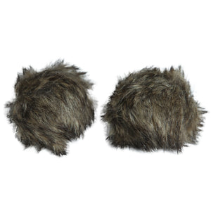 Jolly Moggy Silvervine Plush Balls 2pc