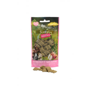 Naturals Simply Nibbles - Garden Herb & Apple Cushions 50g