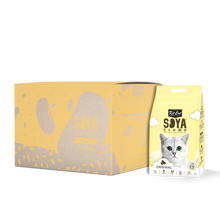 Load image into Gallery viewer, Bulk Deal Kit Cat Soya Clump Cat Litter