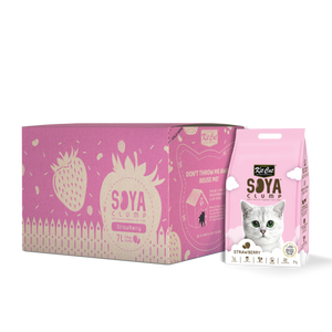 Bulk Deal Kit Cat Soya Clump Cat Litter