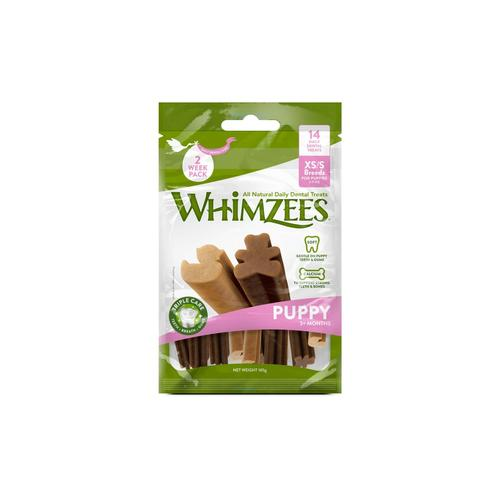 Whimzees Puppy Packs