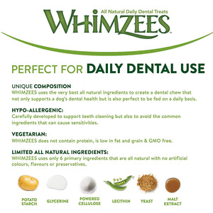 Whimzees Toothbrush Buy 1 Get 1 FREE