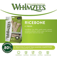 Load image into Gallery viewer, WHIMZEES Rice Bone
