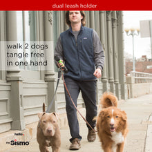 Load image into Gallery viewer, I'm Gismo Dual Leash (Not incl Handle)