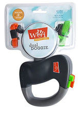 Load image into Gallery viewer, Wigzi Dual Doggie Retractable Leash