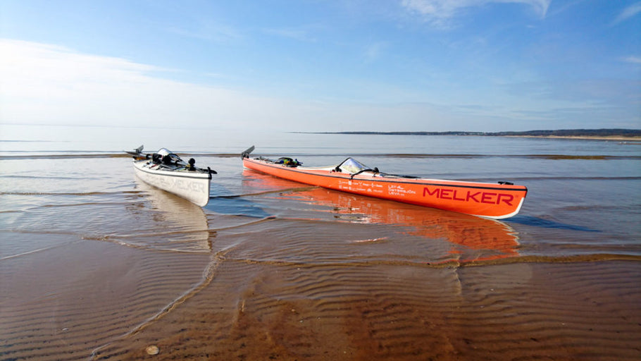 #MelkerMoment - To kayak around the swedish coast