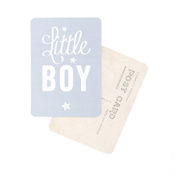 CINQ MAI - Carte postale Little Boy