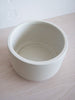 Kana Pot Large Low - White