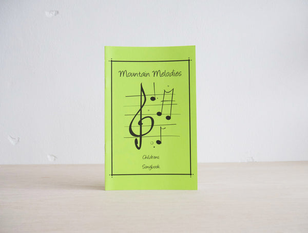 Thumb Piano Songbook