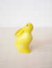 Small Soapstone Buttercup Bunny Sculpture