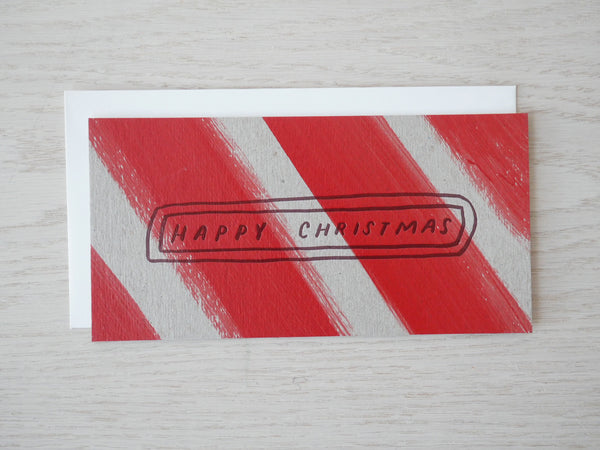 Happy Christmas Holiday Card