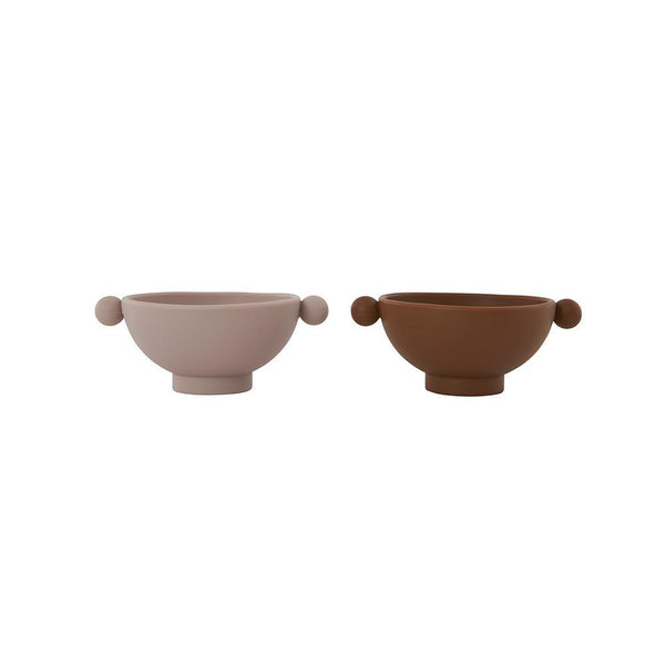 Tiny Inka Bowls - Set of 2