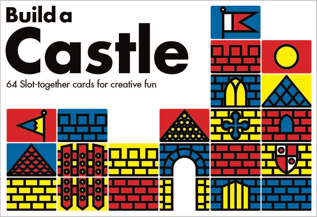Build a Castle Cards