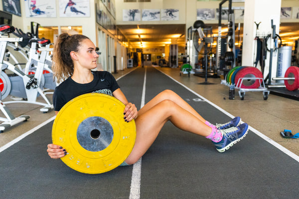 Alice Merryweather Strength Workout