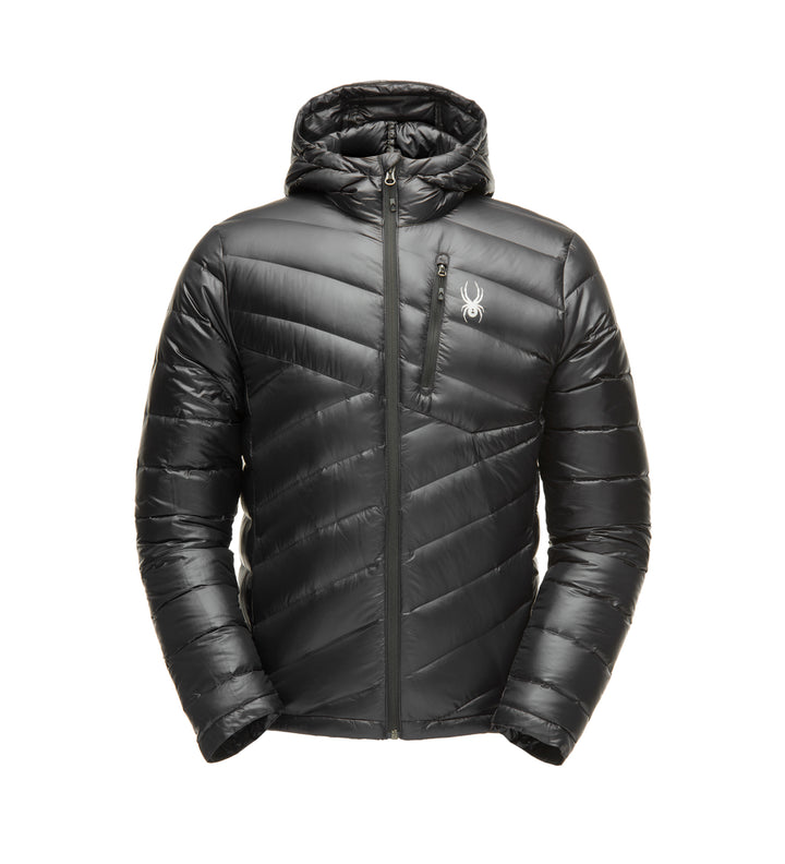 MEN'S SYRROUND HOODY DOWN JACKET