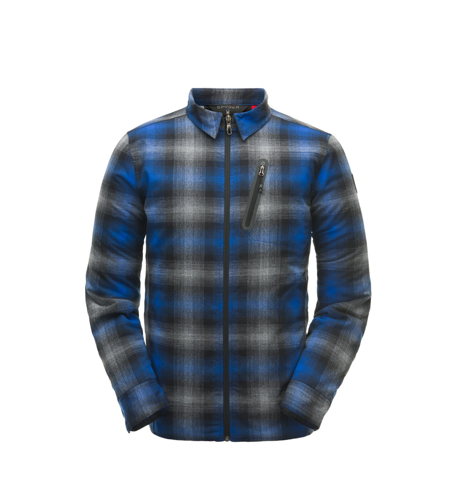 cheapest extremely unique hot sales MEN'S ELLISON INSULATED SHIRT JACKET