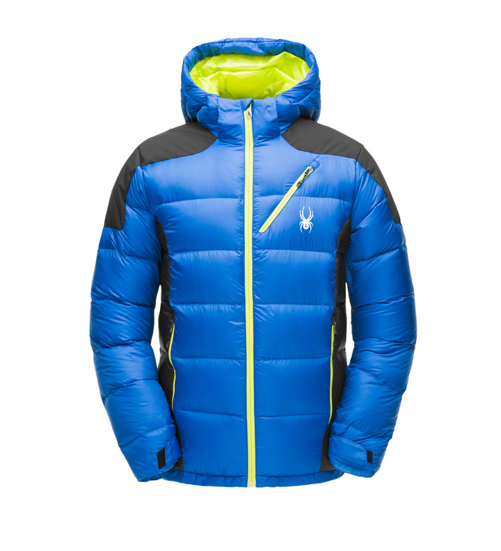MEN'S EIGER DOWN JACKET