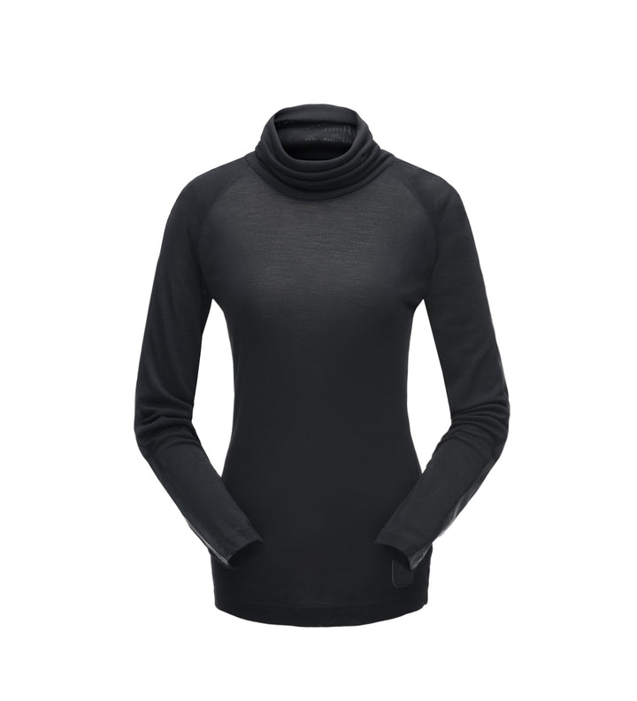 WOMEN'S ALLURE TURTLENECK TOP