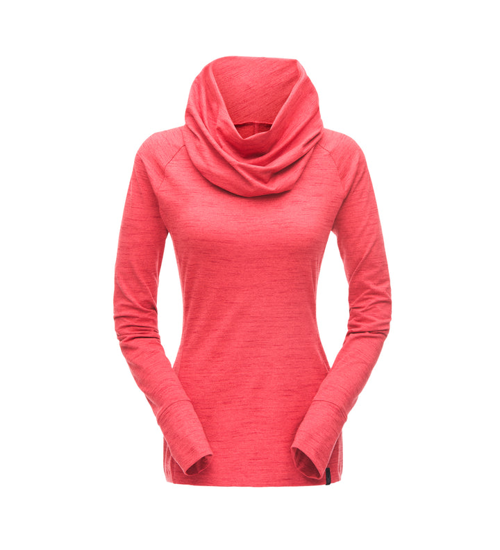 WOMEN'S SOLITUDE FUNNEL NECK TOP
