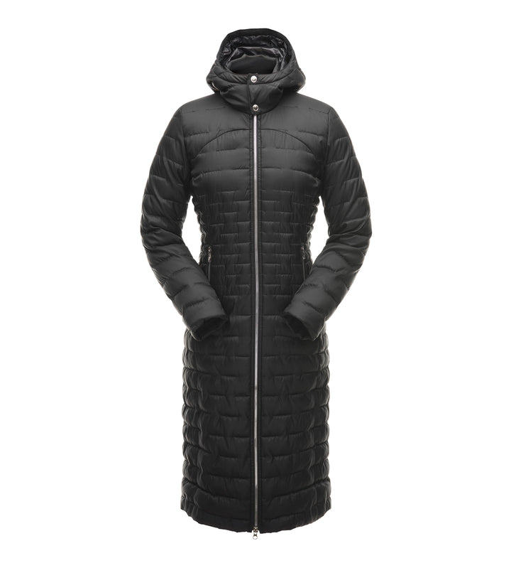 WOMEN'S EDYN LONG INSULATED JACKET