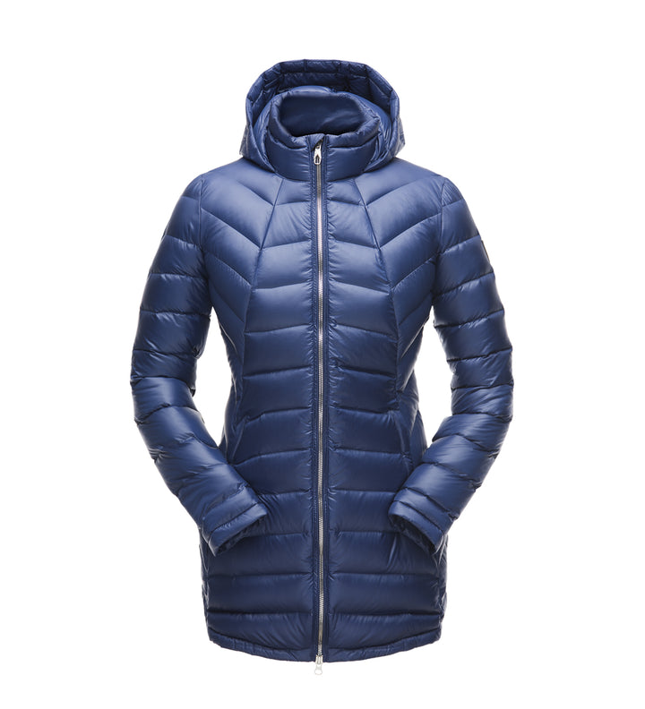 WOMEN'S SYRROUND LONG DOWN JACKET