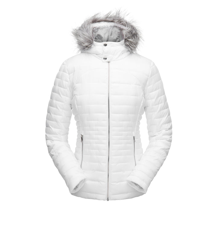 WOMEN S EDYN HOODY INSULATED JACKET – Spyder 28542bca6