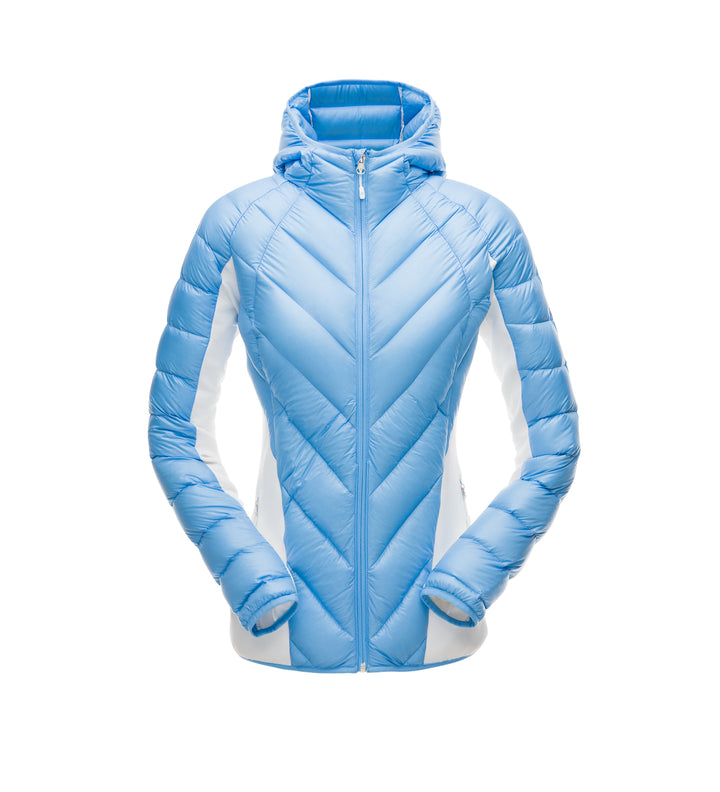 WOMEN'S SYRROUND HYBRID HOODY JACKET