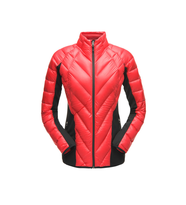 WOMEN'S SYRROUND HYBRID FULL ZIP JACKET