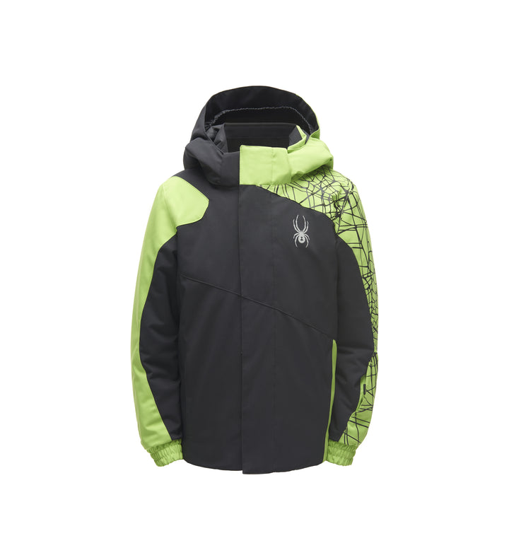 44c7f3e9fbc4 BOYS  MINI GUARD JACKET – Spyder