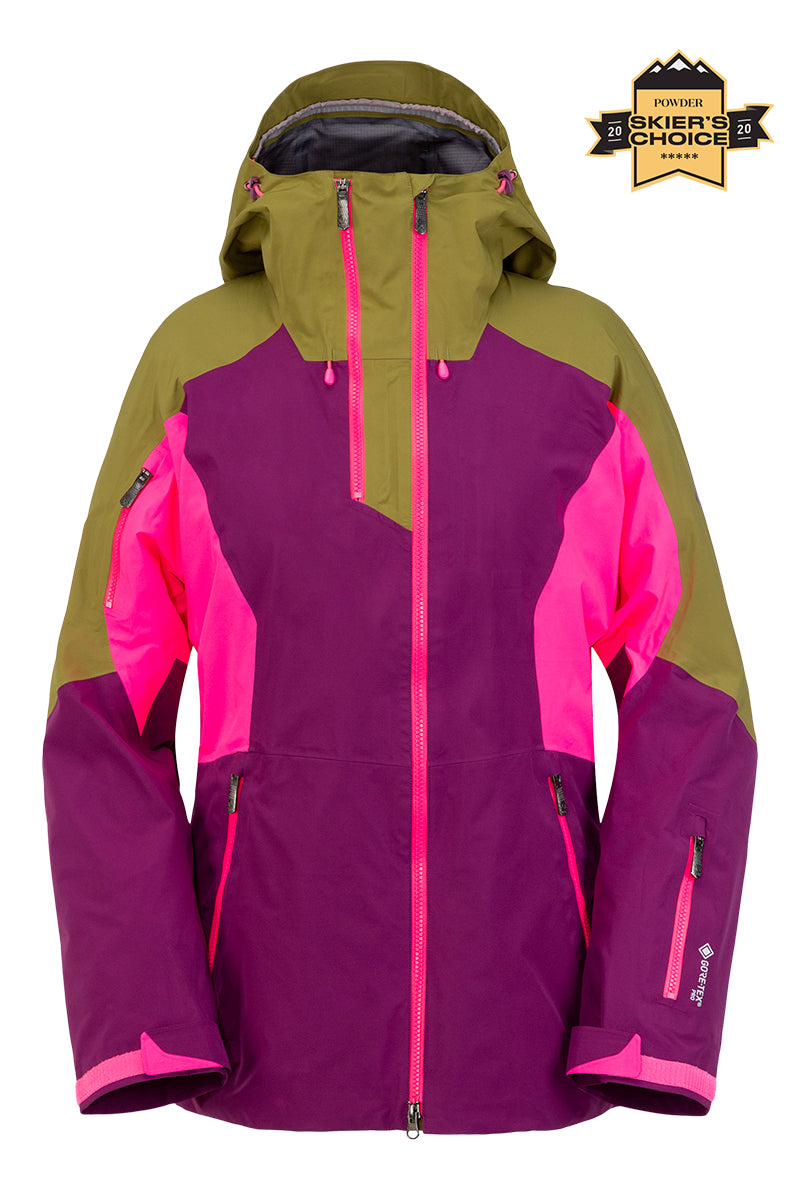 W//SOLITAIRE//GTX PRO SHELL JACKET