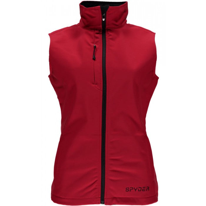 WOMEN'S ELEVATION SOFTSHELL VEST